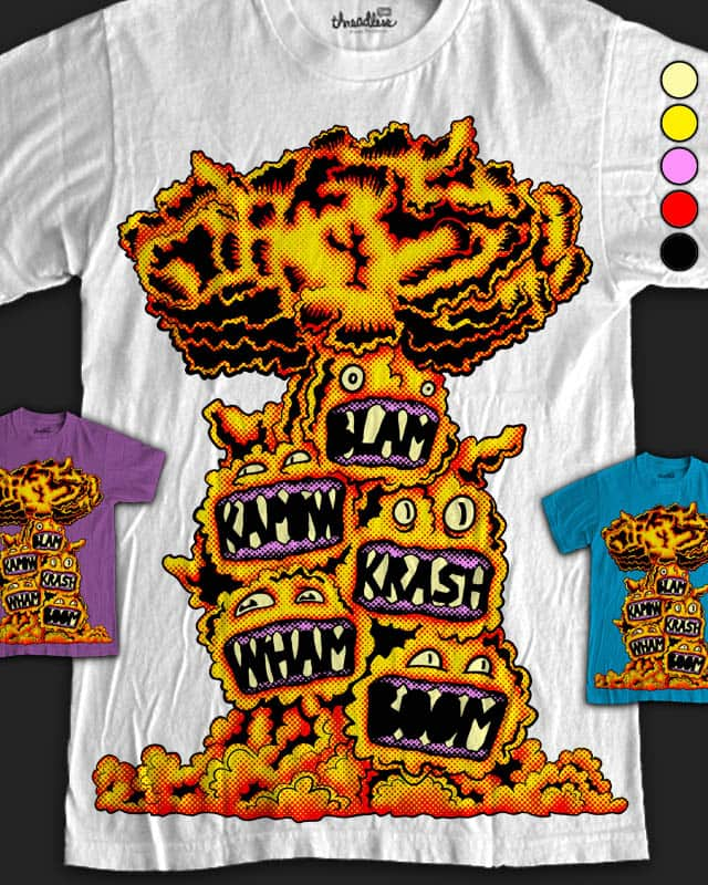 POP ruins your teeth by EN AJUSTES on Threadless