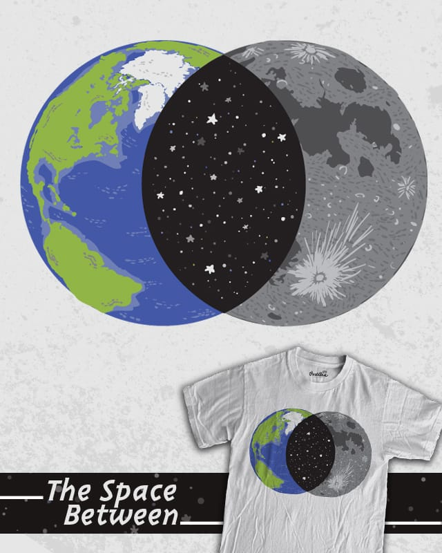 The Space Between by WanderingBert on Threadless