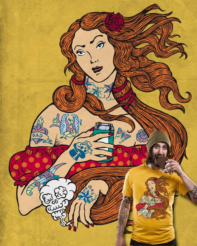Son, This Woman Is Not Good For You  ... by badbasilisk on Threadless