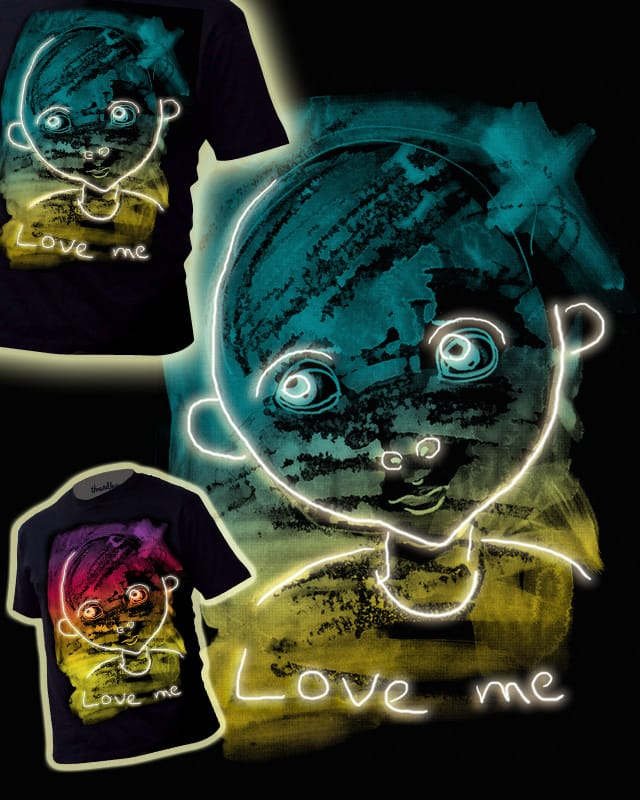 Love Me by nirmak on Threadless