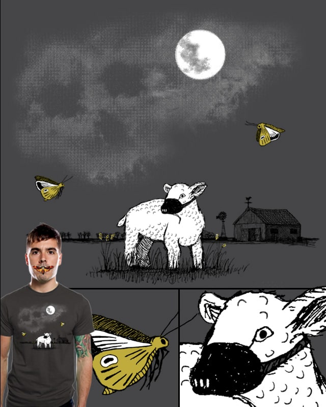 Silence Of The Lamb by EricDiaz on Threadless