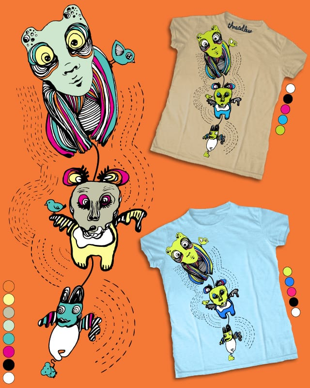 i can fly by nirmak on Threadless