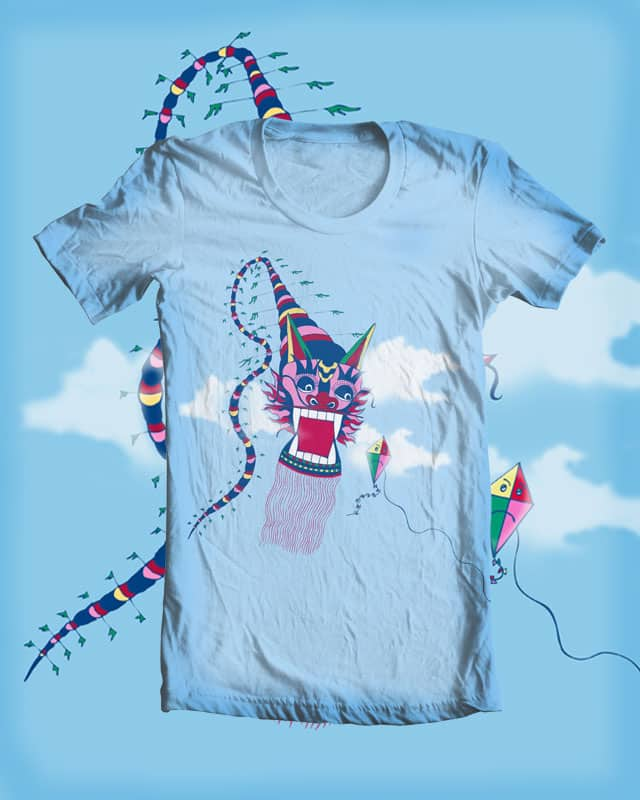 Up, Up and Gone by ArTrOcItY on Threadless