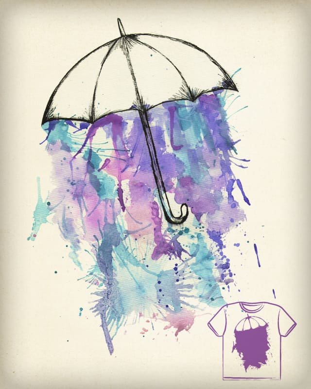 Pointless Umbrella by the Sleeping Sky on Threadless