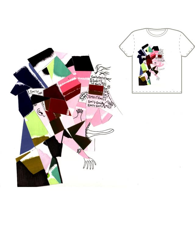 COLOR by EMILY LEE on Threadless