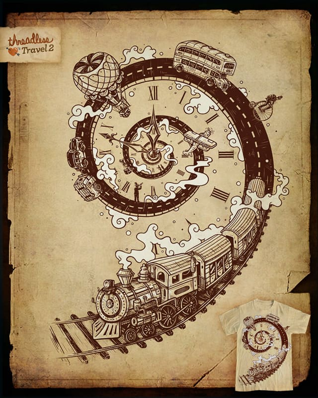 Time Travel by buko on Threadless