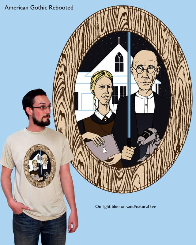 American Gothic Rebooted by kath.borup on Threadless