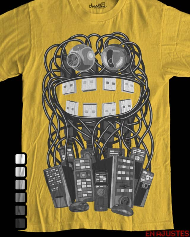 Imachination by EN AJUSTES on Threadless