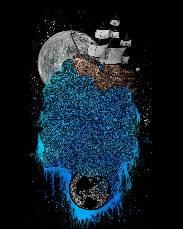Sweet Dreams by mockart on Threadless