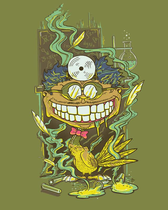 Mad Science by Pakpandir on Threadless