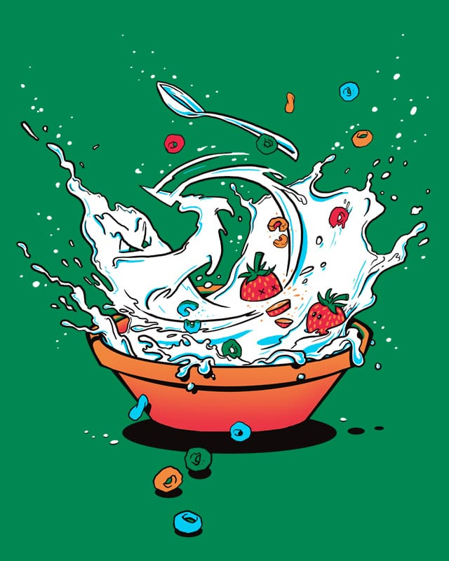Cereal Killa! by Pakpandir on Threadless