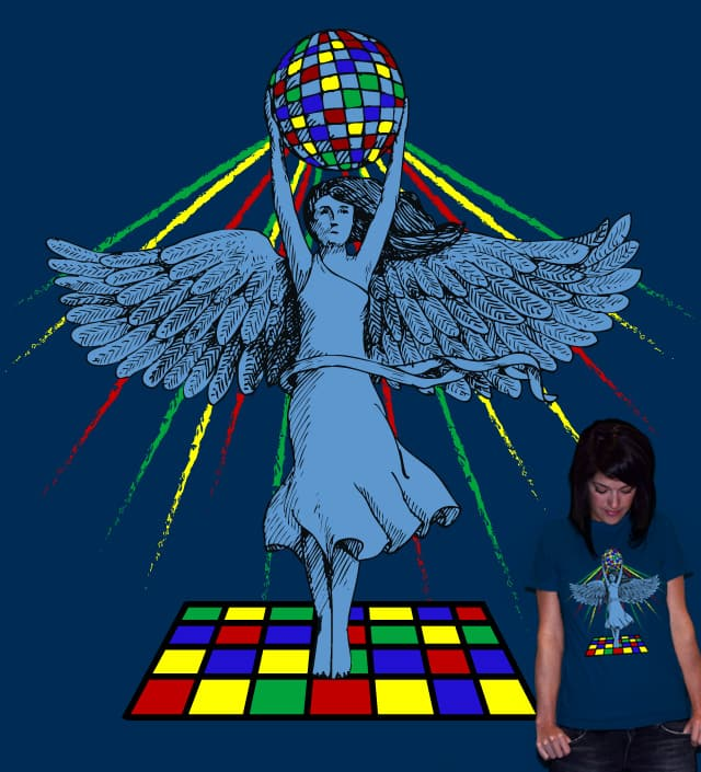 Let There Be Disco by stevencorey on Threadless