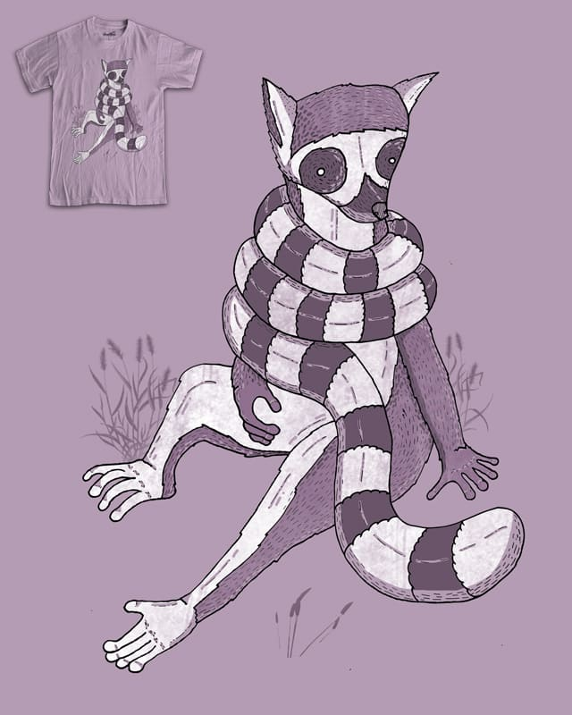 Lemur chic by randyotter3000 on Threadless