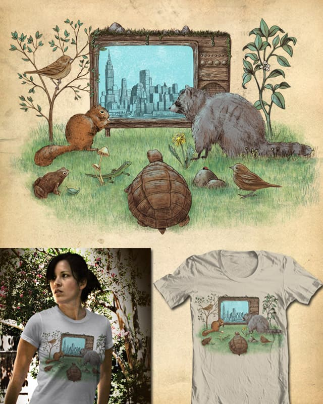 Nature Channel by igo2cairo on Threadless