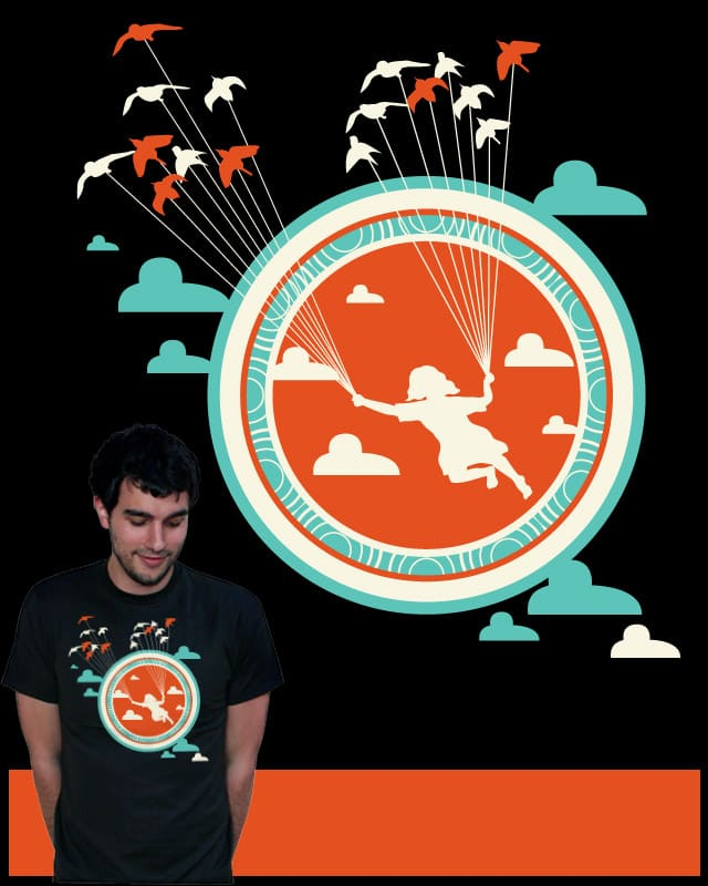 Fly Away by align and adjust on Threadless