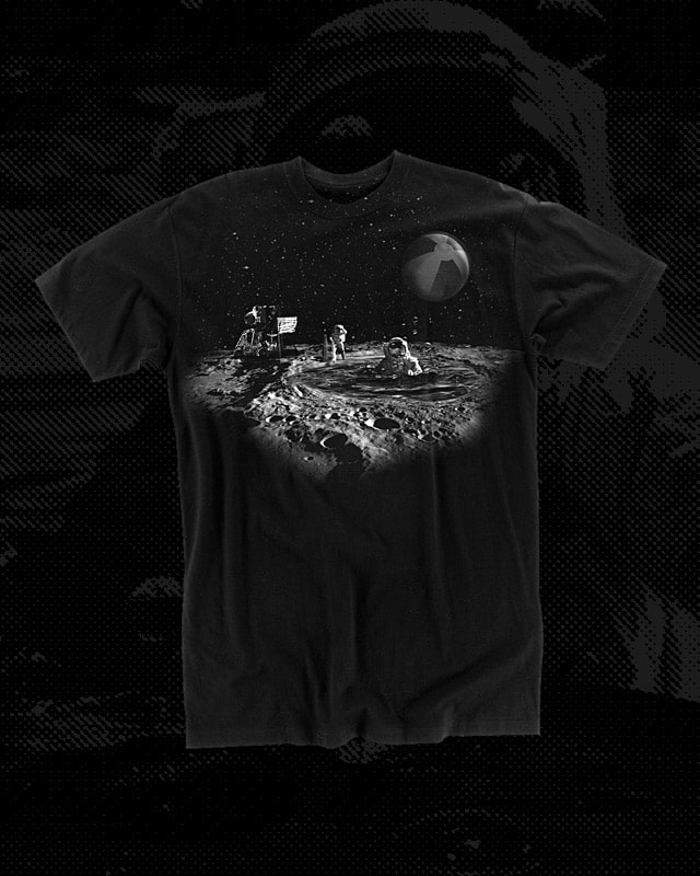 Moonbathing by the110 on Threadless