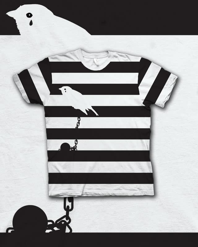 jailbird by campkatie on Threadless