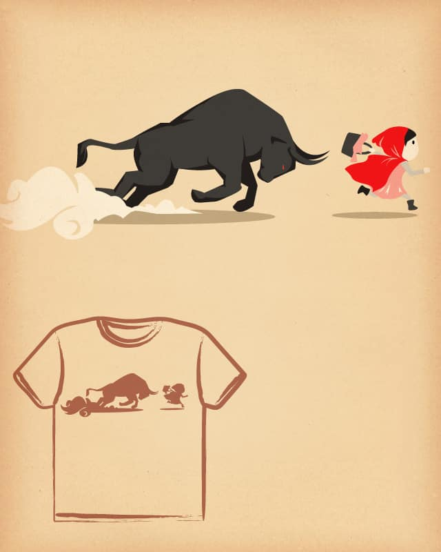 Little Dead Riding Hood by the Sleeping Sky on Threadless