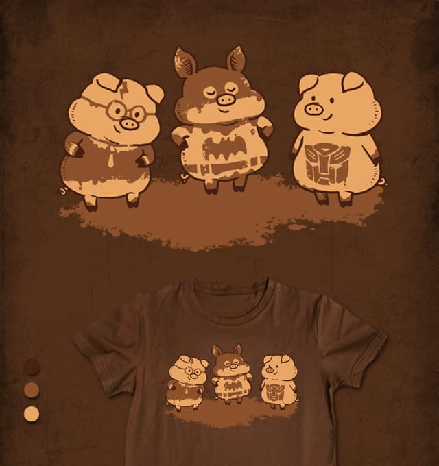 costume play by ben chen on Threadless