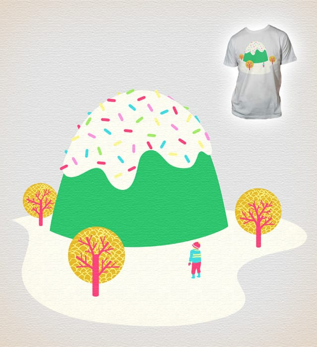 Sweet Discovery by TangYauHoong on Threadless