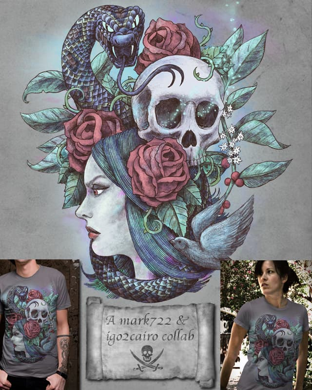 Where beauty is found by mark722 on Threadless