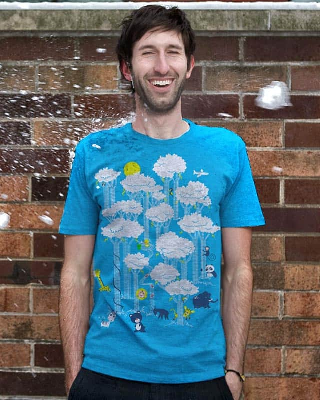 RainForest by kooky love on Threadless