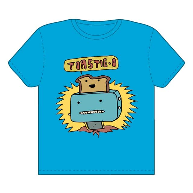 Toastie-o! by murraysomerville on Threadless