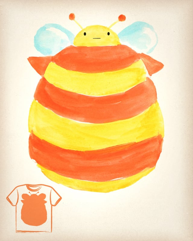 The Fat Bee by the Sleeping Sky on Threadless