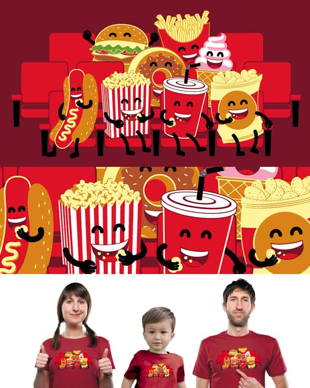 Best Movie Buddies by lawrence loh on Threadless