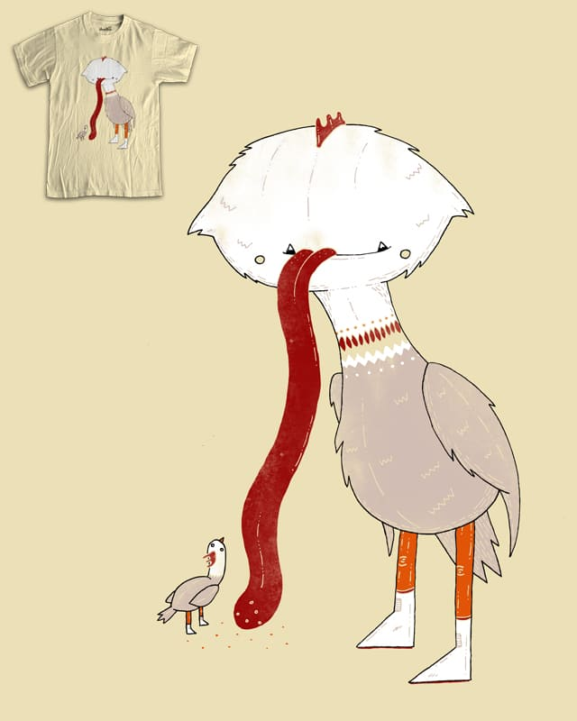The chickens friend by randyotter3000 on Threadless