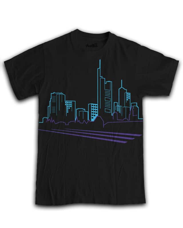 Frankfurt by Patman42 on Threadless