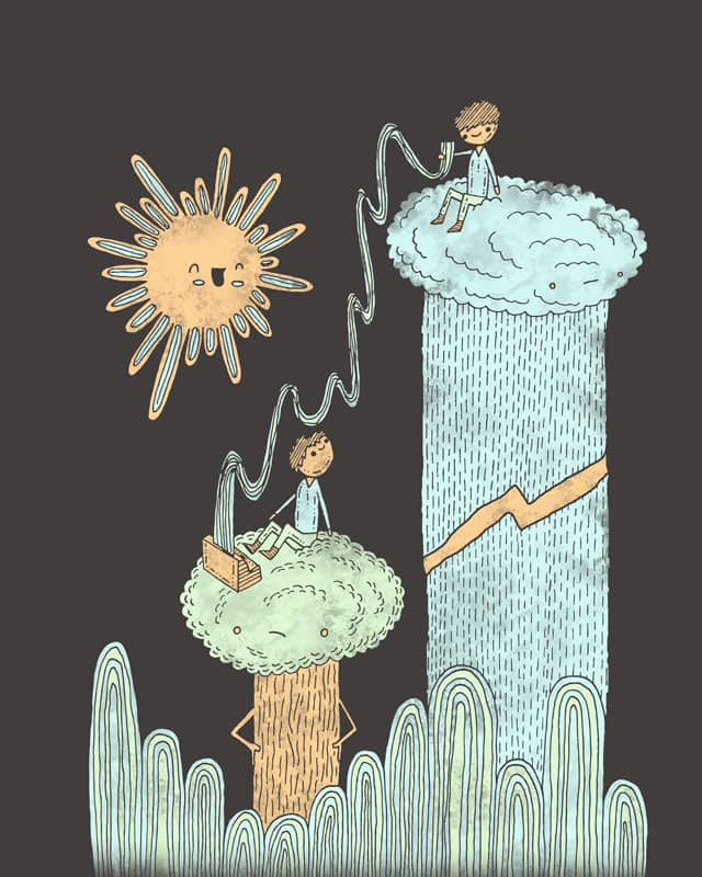 Sunshine by randyotter3000 on Threadless