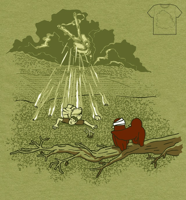 Do as you're done by by Ronin60 on Threadless