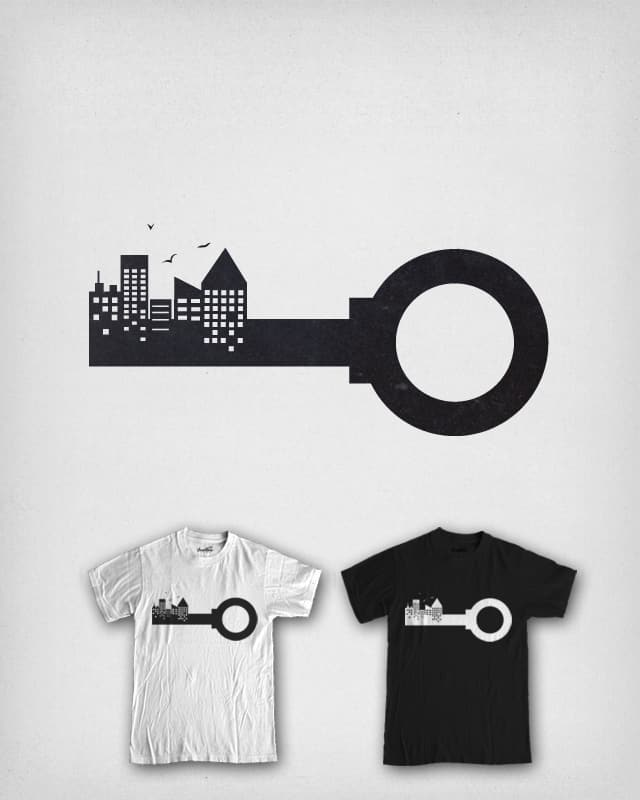 Key to the City by the Sleeping Sky on Threadless