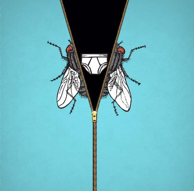 Hey, Your Fly is Open! by Ivantobealone on Threadless