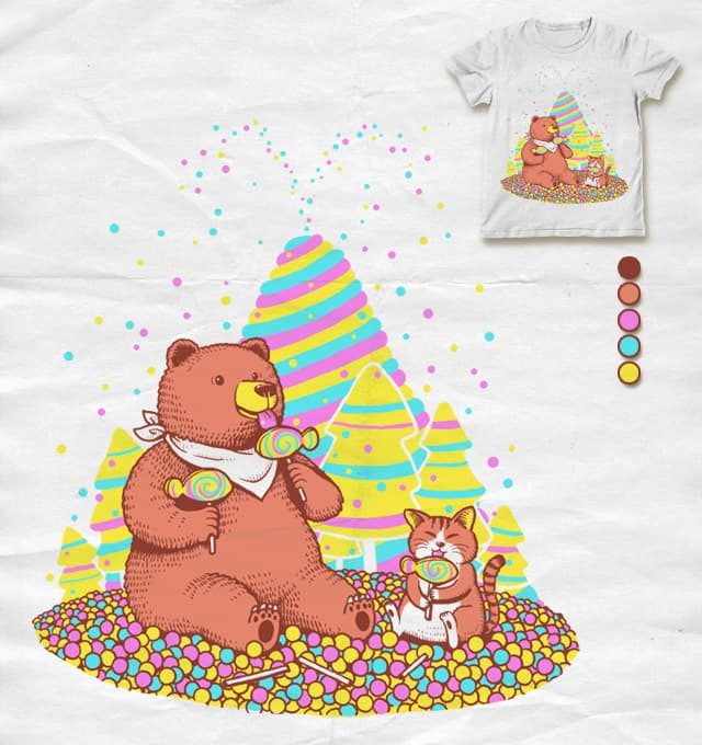 colors your life by ben chen on Threadless
