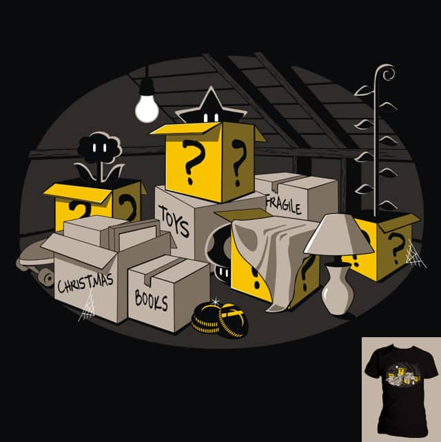 Mysterious Boxes by Graja on Threadless