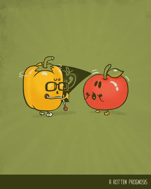 A Rotten Prognosis by walmazan on Threadless
