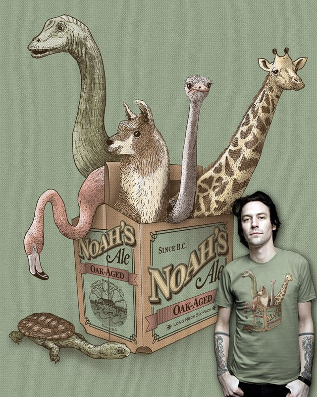 Noah's Ale by Santo76 on Threadless