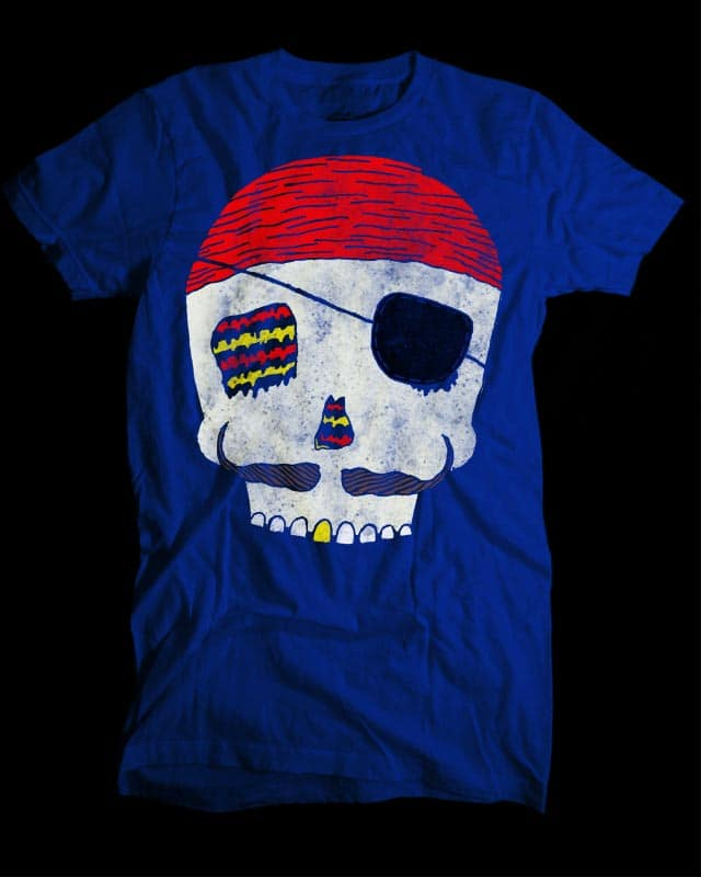 skull! by Hildy 42 on Threadless