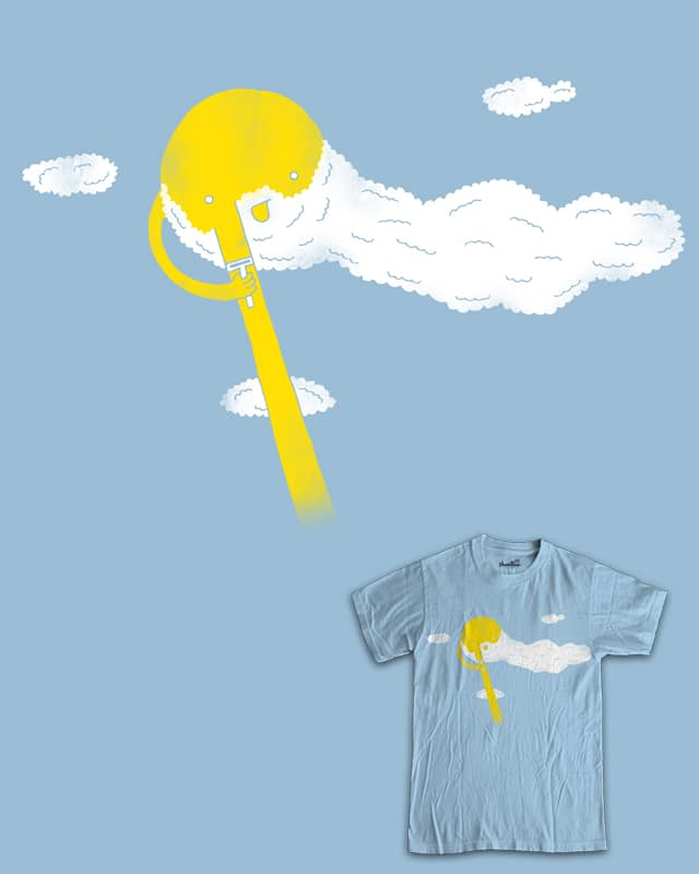 Sun shave by randyotter3000 on Threadless