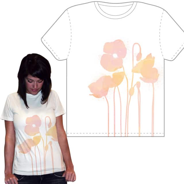 Poppycock by JenMorrow on Threadless