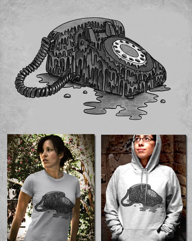 I know you called... by igo2cairo on Threadless