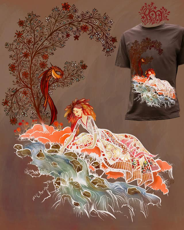 So Beautiful, As The Sun by smusi on Threadless