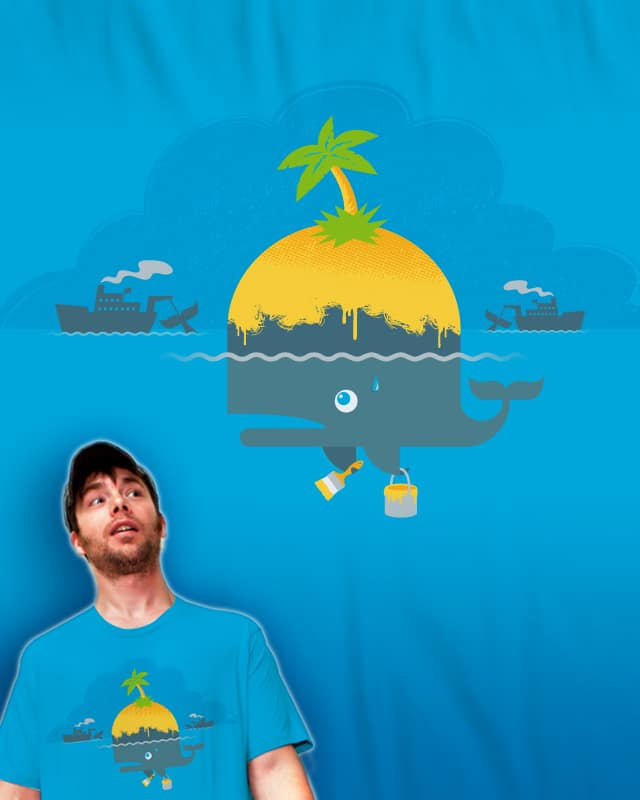 The Island by tawan on Threadless