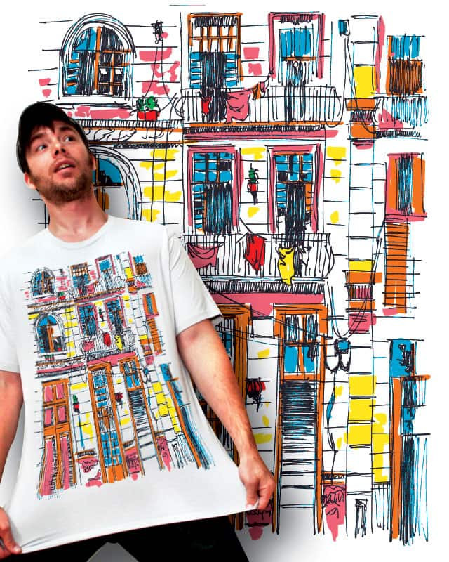 pen&paper by FFico on Threadless