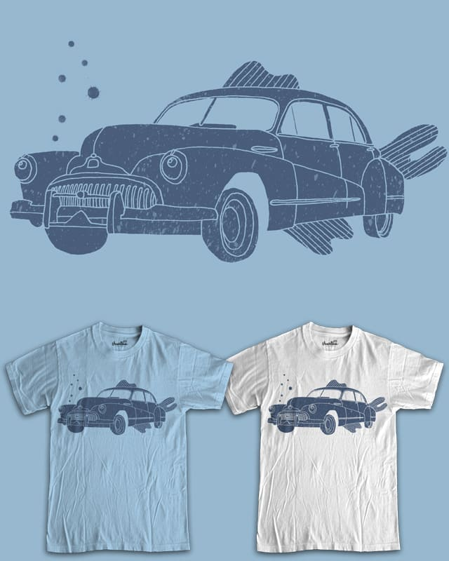 Car(p) by randyotter3000 on Threadless