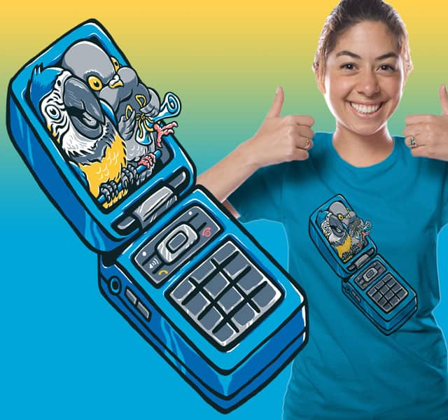 Unlimited Talk and Text by herky on Threadless