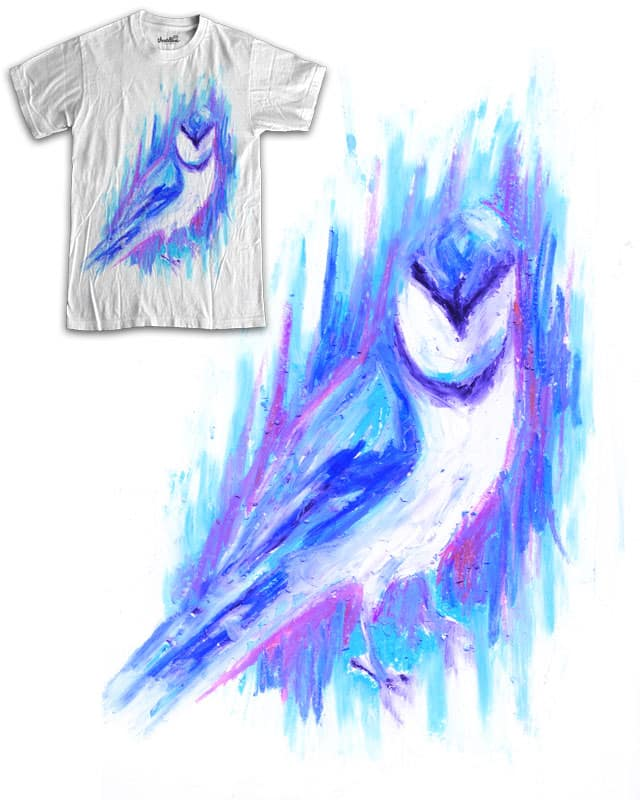 Blue Jay by randyotter3000 on Threadless