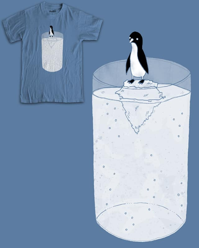 Mini iceberg by randyotter3000 on Threadless